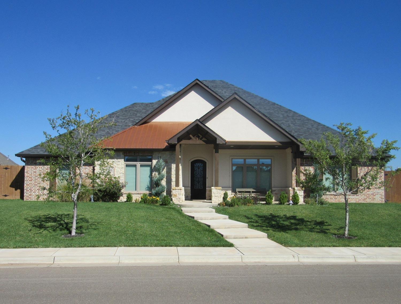 Culp Builders new home exteriors gallery