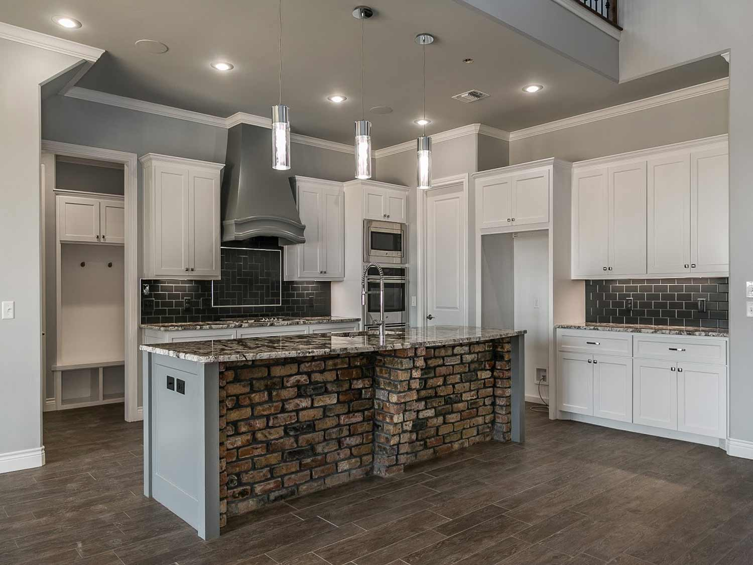 Culp Builders new home kitchens photo gallery